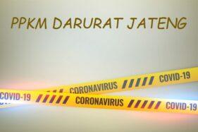 Jangan Panik! Seluruh Daerah di Jateng PPKM Darurat