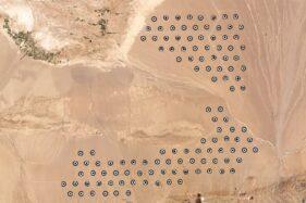 China Bangun 110 Silo Rudal di Timur Xinjiang