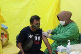 Klaten Dapat 10.000 Dosis Vaksin Covid-19 dari Menko Perekonomian