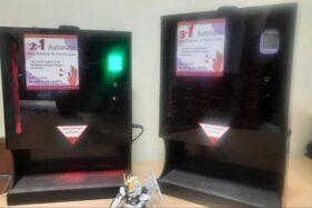 Kreatif, Warga RW 10 Keparakan Jogja Produksi Thermometer dan Hand Sanitizer Otomatis, Kini Banjir Pesanan