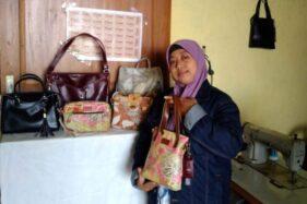 Manfaatkan Pengrajin Lokal, Bingah Leather Craft Sukoharjo Pasarkan Tas Kualitas Impor
