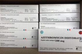 Pyridam Farma Genjot Produksi Azithromycin untuk Terapi Pasien Covid-19