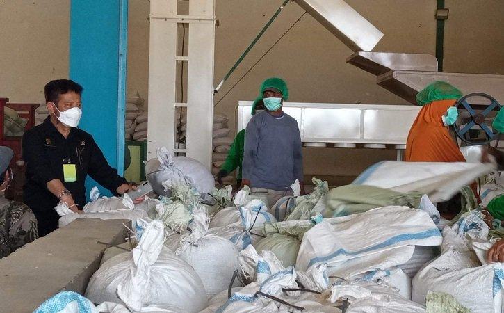 Jos! Pasutri Asal Sragen Ekspor 1.000 Ton Beras ke Arab Saudi