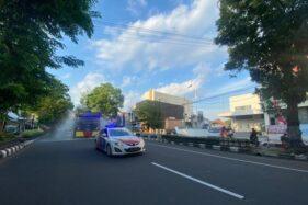 Pengumuman! Ruas Jalan di Kawasan Perkotaan Klaten Ditutup Mulai Pukul 20.00 WIB