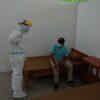 Gedung PGRI Boyolali Siap Tampung Pasien Covid-19 Tanpa Gejala