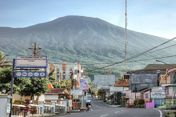 Gunung Slamet Banyumas