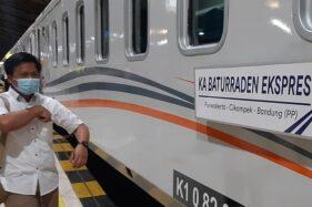 8 Perjalanan KA di Purwokerto Dibatalkan Selama PPKM Darurat