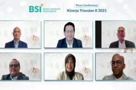 BSI Bukukan Laba Bersih Rp1,48 Triliun di Semester I 2021