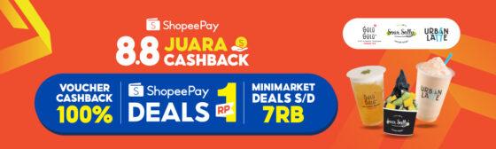 4 Ide Rayakan Semangat Ajang Olahraga Dunia ala ShopeePay 8.8 Juara Cashback