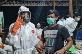 Ikut Bantu Sukarelawan Kubur Peti Mati Kosong, Begini Respons Kades Karanglo Klaten