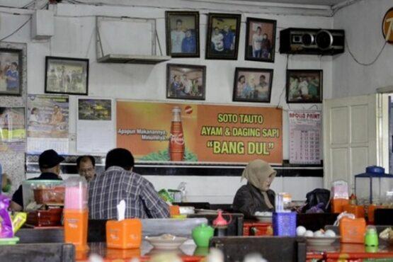 Kedai Soto Tauto Bang Dul