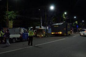 PPKM Level 4 di Klaten: Alun-alun Boleh untuk Jualan, Penyekatan Jalan Protokol Masih Diberlakukan