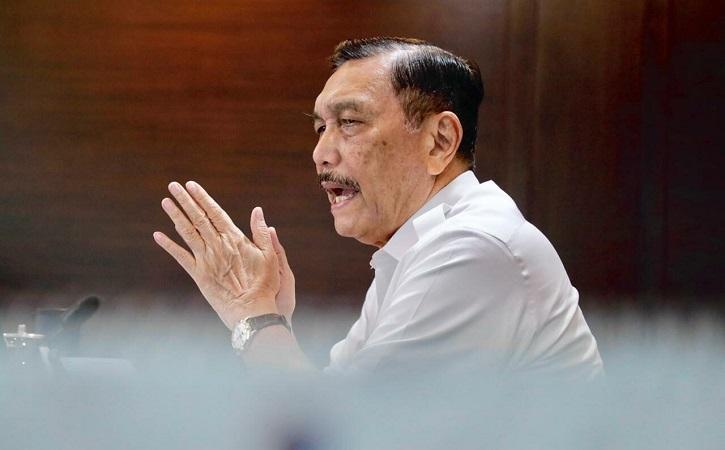 Menteri Koordinator Bidang Kemaritiman dan Investasi Luhut Binsar Pandjaitan. (Istimewa)