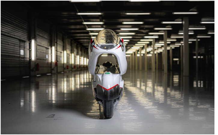 Ini Hlo WMC250EV, Motor Listrik Kecepatan Tinggi Siap Pecahkan Rekor Dunia