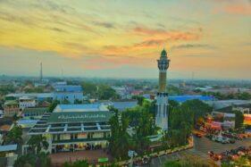Masjid Agung Pati Saksi Sejarah Bumi Mina Tani