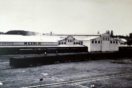Pabrik Mexolie di tahun 1923