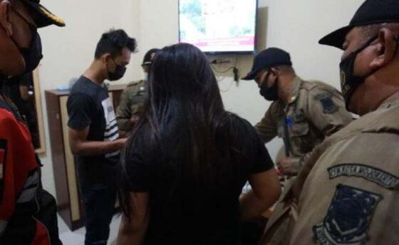 PPKM Darurat Kok Malah Mesum di Homestay, Ketangkap Satpol PP Deh