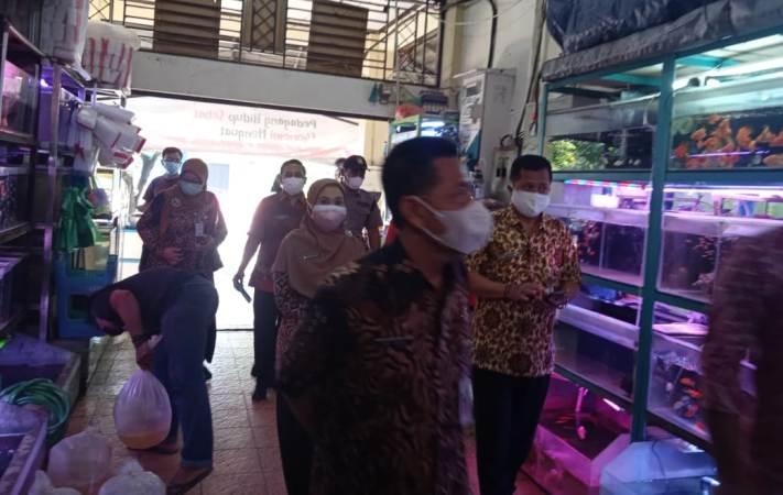 Terapkan Prokes Ketat, Pasar Burung dan Ikan Depok Solo Kembali Dibuka Lur!