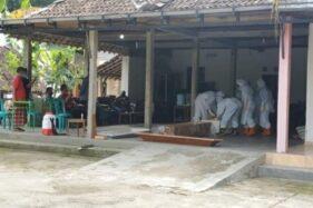Pasutri di Bantul Meninggal Bersama di Dalam Rumah, Tetangga Heboh