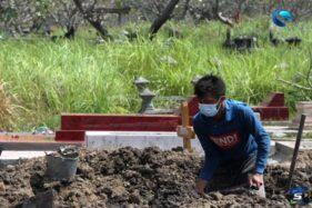 Juni, Pemakaman Protokol Covid-19 Terbanyak di Kota Solo