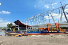 TESDA, Wisata Edukasi Sumber Daya Air di Tengah Kota Purwokerto