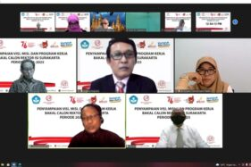 3 Calon Rektor ISI Solo Terpilih Secara Musyawarah Mufakat, Siapa Saja Mereka?