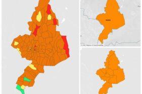 Tinggal Delapan Desa di Kudus Berstatus Zona Merah