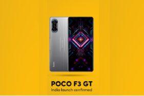 Bocoran Harga Xiaomi Poco F3 GT, Ponsel 5G Spek Gaming
