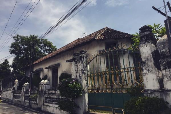Rumah Pocong Sumi Kota Gede (Instagram/@mencertitakannusantara)