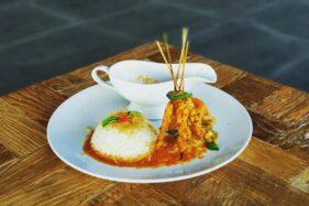 Sate Serepeh, Sate Ayam Berkuah Santan Khas Rembang