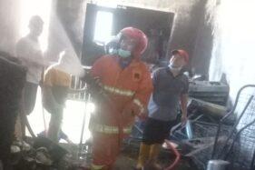Toko Peralatan Rumah Tangga di Purwantoro Wonogiri Terbakar, Kerugian Capai Rp500 Juta