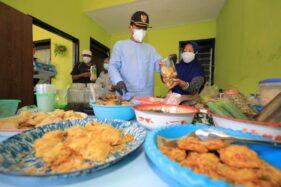 Salut! Program 1 RT 1 Dapur Umum Kota Madiun Tumbuhkan Kerukunan Warga