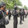 Jalan Dan Tempat Usaha Tutup Selama PPKM Darurat, Polres Sukoharjo Patroli 24 Jam
