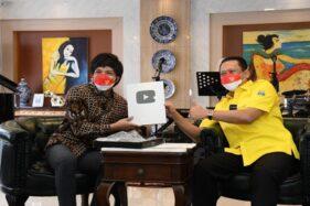 Raih Silver Play Button dari Youtube, Bamsoet akan Pakai TikTok untuk Sosialisasikan 4 Pilar MPR