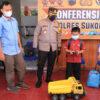 Ghifari Bocah Yatim Piatu Karena Corona di Sukoharjo Jadi Anak Asuh Polres