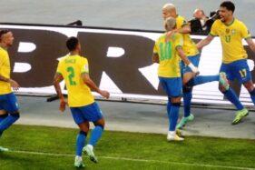 Brasil 1-0 Peru: Lucas Paqueta Antar Selecao ke Final Copa America 2021