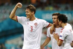 Republik Cheska 1-2 Denmark: Tim Dinamit Rebut Tiket Semifinal