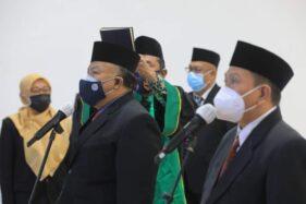 Suyoto Dilantik Jadi Dirut PDAM Madiun, Wali Kota Beri Target Ini