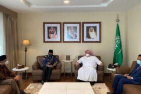 Umrah bakal Dibuka 10 Agustus 2021, Kemenag Temui Dubes Arab Saudi
