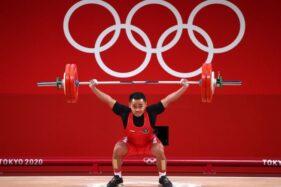 Eko Yuli Irawan Persembahkan Medali Kedua Indonesia di Olimpiade Tokyo 2020