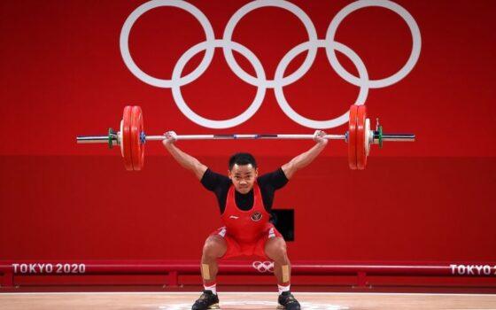 Update Klasemen Medali Olimpiade Tokyo 2020: Indonesia Peringkat 19