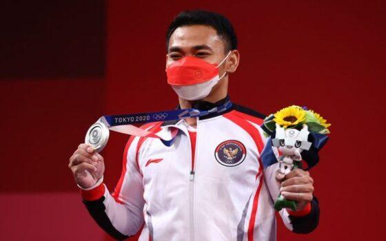 Raih Perak Olimpiade Tokyo 2020, Ini Profil Eko Yuli Irawan