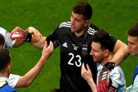 Lolos ke Final Copa America 2021, Argentina Ucakan Terima Kasih ke Pekerja Covid-19