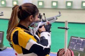 Vidya Rafika Gagal di Babak Kualifikasi, Indonesia Tanpa Medali Menembak Olimpiade Tokyo 2020