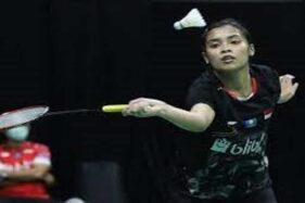Gregoria Mariska Lewati Tantangan Pertama di Olimpiade Tokyo Seusai Taklukkan Pemain Myanmar