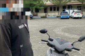2 Pemuda Freestyle di Jalanan Solo Saat PPKM Darurat Ditilang Polisi