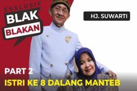 Akhir Hayat Dalang Ki Manteb Soedharsono Positif Covid-19: Isolasi Mandiri di Rumah Bareng Istri