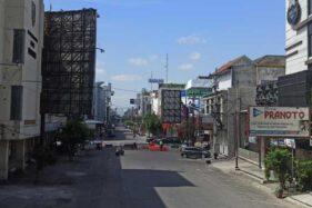 Aturan Baru! 6 Ruas Jalan Kota Solo Ditutup Selama PPKM Darurat