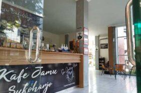 Sajikan Rasa Dan Nama Kekinian, Kafe Jamu Nguter Sukoharjo Digandrungi Milenial