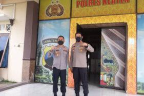 AKBP Edy Suranta Sitepu Tak Lagi Menjabat Kapolres Klaten, Ini Pejabat Yang Baru
